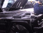 奔驰 G63 XPEL-LUX+贴膜施工中!