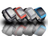 2014新款 S12触屏蓝牙智能手环可穿戴设备 健康运动计步防丢