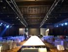 LED大屏灯光音响展会用品租赁写真喷绘加工