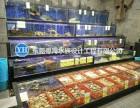 专业定制海鲜池酒店鱼缸超市鱼缸贝壳池水族设计工程