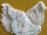 雪纺机织花边,雪纺盘花