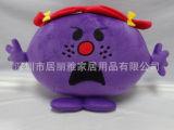 厂家 来图定制吉祥物毛绒公仔 抱枕公仔玩具 企业形象大使公仔