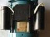 电机单相双值电容异步电机YL8024极功率(0.75KW)立式电