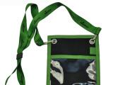 厂家供应70D涤纶多用途耐磨防水证件套