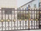 专业订制各种护栏楼梯扶手铁艺门铝艺门电动伸缩门空调