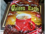 俄罗斯进口咖啡,俄罗斯咖啡,金鹰品牌咖啡,三合一速溶**咖啡