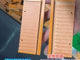桔红色电木板雕刻加工塑料件零切酚醛板任意规格