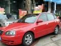 现代伊兰特 2008款 1.6 自动 豪华运动型 红