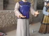 景天雕塑专业供应人物玻璃钢雕塑 银川玻璃钢动物雕塑