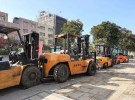 武汉各种叉车,随车吊,升降平台出租,武汉三镇连锁经营