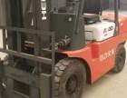 淄博沂源个人转让18年3.5吨合力叉车