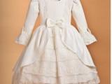 女童连衣裙 礼服儿童连衣裙儿童公主裙童礼服礼服