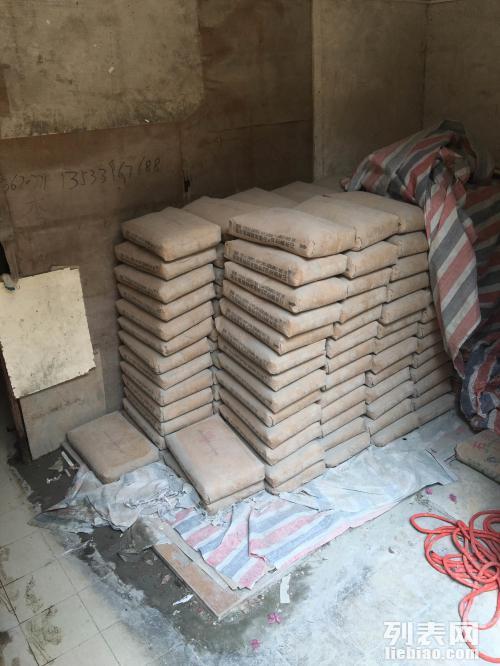 广州地区出售装修建筑材料 水泥河沙砖头石子等 价格优惠