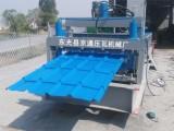 双层压瓦机 压瓦机设备 中国京通压瓦机厂家直销