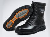 批发3515强人军工新款真皮男靴户外时尚军靴8寸特种兵作战靴