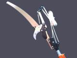 正品台湾慧德堡3米高枝剪 高空锯 园林工具 园林五金工具 修枝剪
