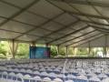 南阳20米25米跨度篷房出租|欧式全铝篷房