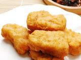 泰森北京黑椒鸡块KFC黄金鸡块2.5KG原包装长沙实体批发