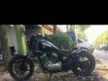 雅马哈250复古摩托车转让