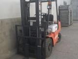 个人二手叉车出售 公司3吨4吨叉车转让
