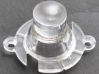中山厂直销COB光源导光柱灯杯透镜  2835透镜 LED透镜 家明亮灯具