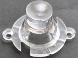 中山厂直销COB光源导光柱灯杯透镜  2835透镜 LED透镜