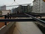 彩色不锈钢雨棚,钢结构厂房制作