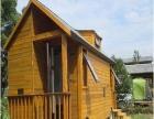 防腐木花箱木屋葡萄架围栏扶手木房子长廊柳桉菠萝格