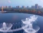 大型水景音乐喷泉