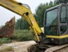 现代 R80-9 挖掘机         (转让现代挖掘机)