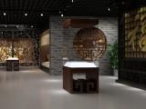 梅州客家博物馆展柜制作,深圳鑫皇朝展柜厂