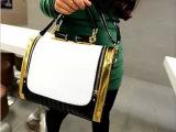 宾尼兔包包2014新款欧美女单肩包斜挎包休闲复古手提包女包批发