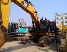怒江闲置多台二手卡特340D挖掘机现货多台