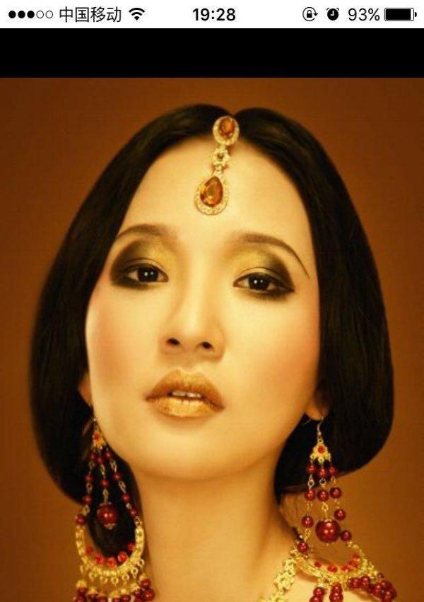 专业化妆师整体造型师