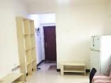 黄泥坝中央国际 停车方便 有家具家电 1室1厅中等装修