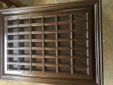 石家庄防盗门上加装通风窗石家庄专业安装