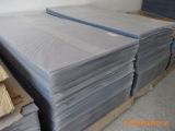 供应pvc印刷级片材,pvc无水纹透明双贴片材。