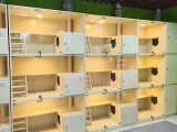 貓展示籠貓咪三層超大籠別墅籠大型貓舍寄養籠貓產房私人訂制貓房