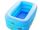 夏日宝贝小号三层130CM婴儿游泳池儿童充气海洋球池PD218A