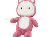 厂家供应超柔手感卡通泰迪熊毛绒公仔  创意小熊玩具玩偶批发