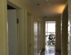 财富广场 300平豪华装修 全套家具 5个 办公室