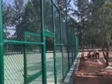 鑫旺豐球場防護網 網球場浸塑隔離網 高爾夫球場圍網