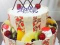 超值水果蛋糕