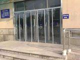 松江透明挡风门帘定做价格 车间商场办公室定做PVC保温门帘