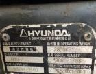 低价出售二手现代80挖掘机,车况好,原厂原装