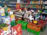 急转营业中纯一层优鲜超市对外低价转让