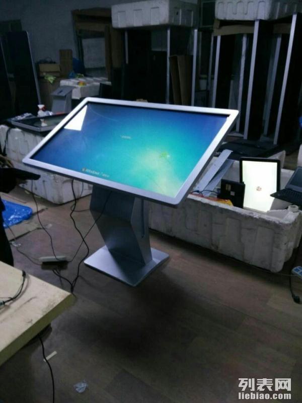 西安液晶广告机租赁,触摸查询机,液晶拼接屏