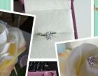 在苏州HYX钻石店买到了心仪的半克拉钻戒