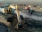 德州市德城区215型沃尔沃河道清淤挖掘机租赁加盟江南科技