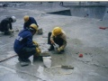 金华专业防水补漏房顶补漏水电维修卫生间防水马桶维修